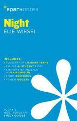 night sparknotes literature guide by elie wiesel paperback booksamillion com books