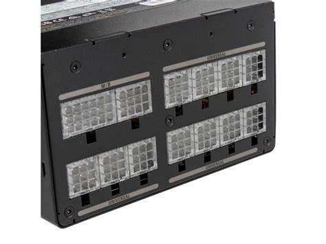 Flower Leadex Gold 1000w Sf 1000f14mg 80 Plus Gold flower sf 1000f14eg bk leadex ii 1000w 80 plus gold certified fully modular desktop power