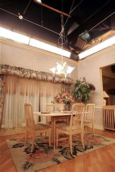 television set of hbo s sopranos photos and images getty