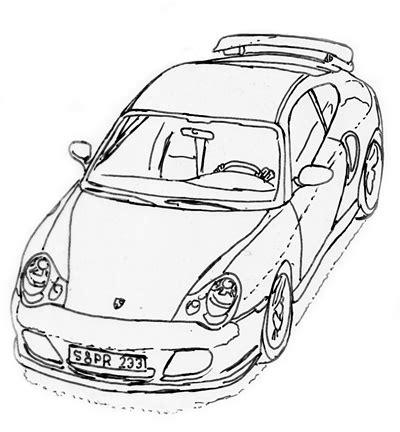 Auto Bilder Selber Malen by Autos Zeichnen