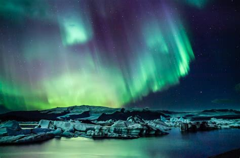 the northern lights iceland