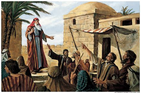 The Prophets who s right the ancient prophets