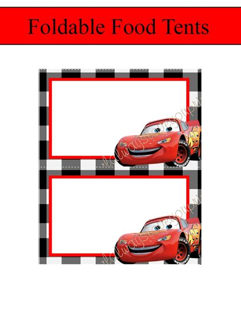 free printable birthday cards lightning mcqueen 23 best images about kids party on pinterest disney