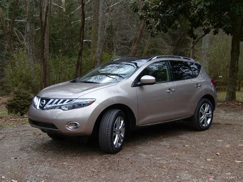 nissan murano model nissan murano ii 2009 models auto database com
