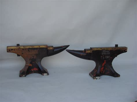 antique anvil prices antique polychromed painted wooden anvils for sale
