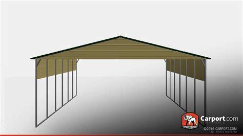 30 X 40 Carport 30 x 40 top quality boxed eave car port shop metal buildings