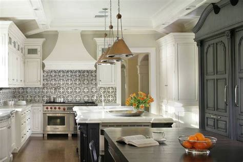 Black And White Kitchen Backsplash by 15 Backsplash Tile Designs Ideas Design Trends