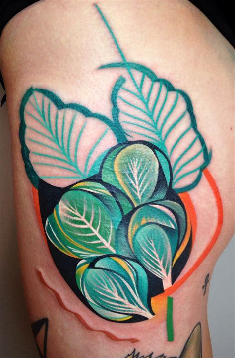 art inspired tattoos the cubist inspired tattoos of berlin artist