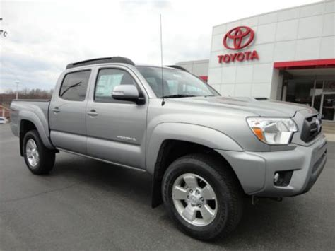 2014 Toyota Tacoma Roof Rack by Purchase New New 2014 Tacoma Cab V6 4x4 Trd Sport