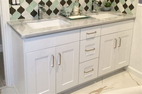 Simple Kitchen Cabinet Design cabinet city white shaker rta cabinets