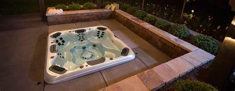in ground tub in ground tub spa kit built in spas