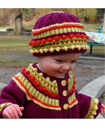 Joyful Hat norah s joyful sweater hat knitting patterns and