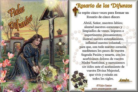 rosario novenario para los difuntos gifs de oraciones rosario por los difuntos