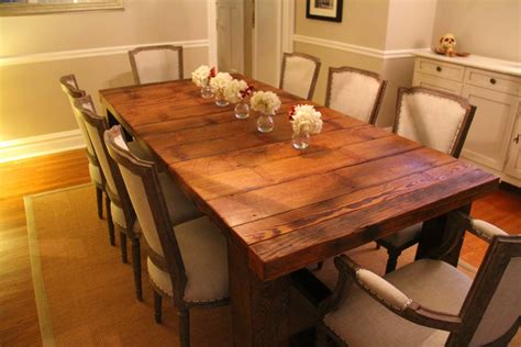 how to make a dining room table how to make a dining room table taller barclaydouglas