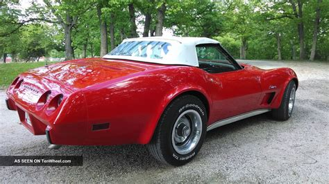how does cars work 1975 chevrolet corvette user handbook 1975 chevrolet corvette convertible l 82
