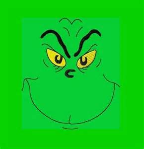 items similar to mean one grinch face digitized embroidery
