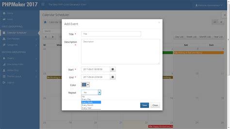 tutorial phpmaker 2017 phpmaker 2017 phpsourcecode net