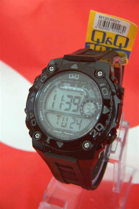 Q Q M119 Original jam tangan q q qnq qq digital original jam tangan