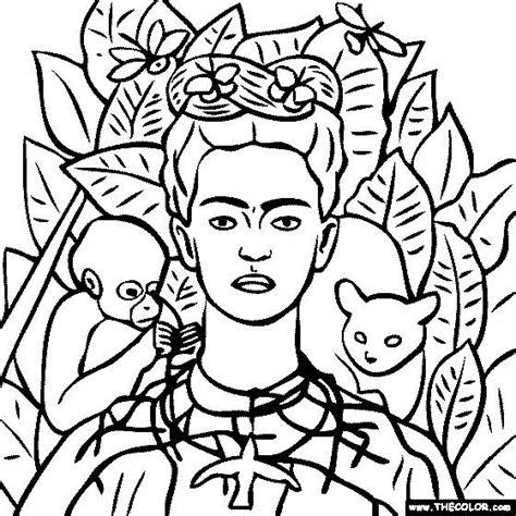 libro frida kahlo colouring books le catalogue d id 233 es