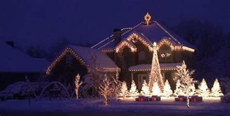 fabulous christmas house lights show design swan