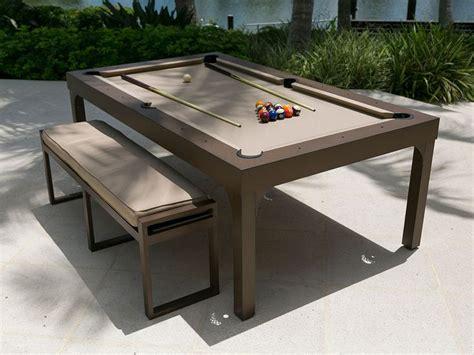 choosing outdoor pool table tcg