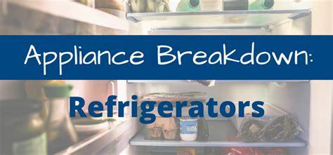 Appliance Breakdown: Refrigerators ? MutualAid eXchange