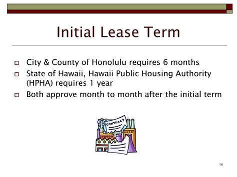 city and county of honolulu section 8 ppt section 8 housing choice voucher program landlord