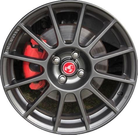 fiat 500 500c wheels rims wheel stock oem replacement