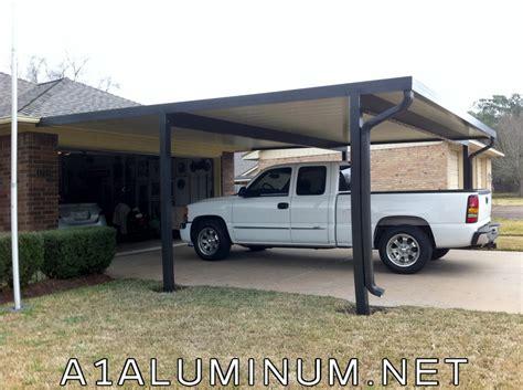 Alum Carports Windstorm Aluminum Carport In Alvin Tx 187 A 1