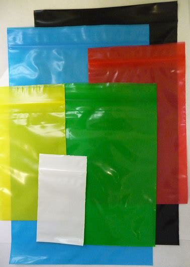 colored zip lock bags colored reclosable plastic bags wholesale royalbag