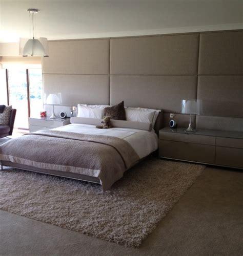 upholstered headboard wall panels wall mounted fabric panels bedroom wall panels in uk