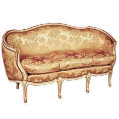 ottomane louis xv aubusson sofa set 19th century louis xv