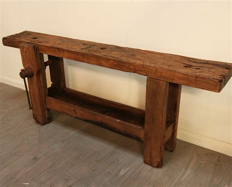 small work bench small 19th century workbench haunt antiques for the