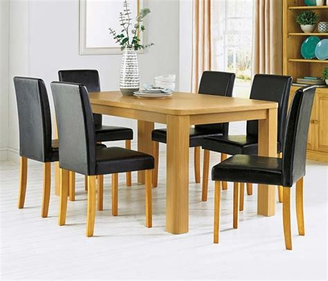 choosing the dining table and chairs for the home