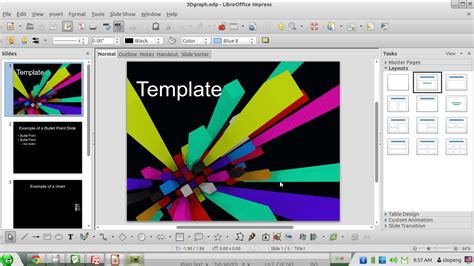 templates for libreoffice impress download 20 template presentasi libre office impress