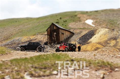 Best Jeep Trails In Colorado 17 Best Images About Colorado Jeeping Leadville Buena