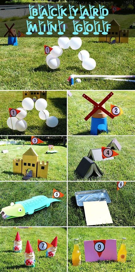 fun things to do in the backyard 11 awesome diy things to do with your yard