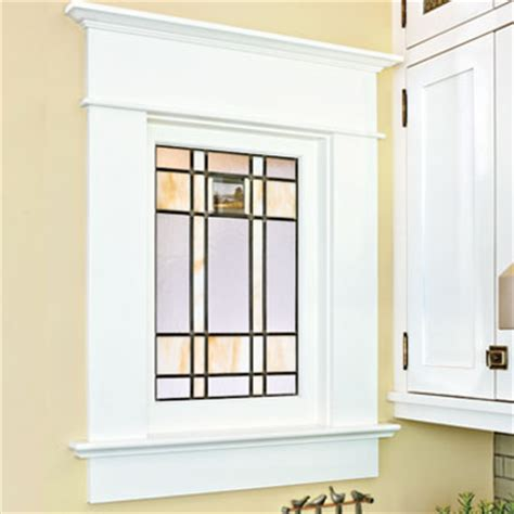 Crown Moulding Above Kitchen Cabinets by Little Details A Kitchen With Craftsman Details And A