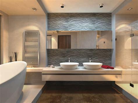 Superior  Paneles Para Paredes Exteriores #3: Paneles-3D-decoración-baños.jpg