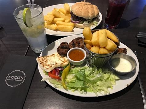 coco queensway coco s grill house and desserts rochdale restaurant