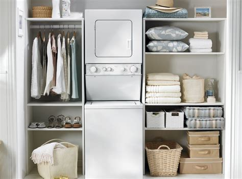Small Laundry Room Storage Solutions Cred Corners Six Storage Solutions For A Small Laundry Room Erica R Buteau