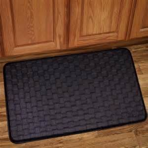 Kitchen Floor Mats Walmart Bed Bath N More Memory Foam Anti Fatigue Kitchen Floor Mat