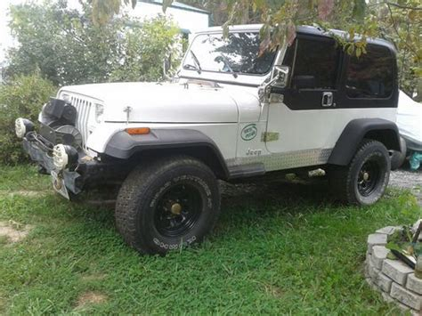 Jeep Cer Conversion Purchase Used 1988 Jeep Wrangler Yj 4x4 Vortec Powered Gm