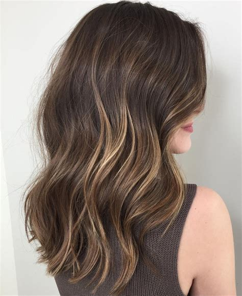 partial highlights on dark hair older women 20 jaw dropping partial balayage hairstyles