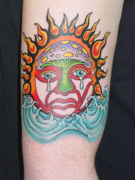 sun and clouds tattoo sun tattoos designs ideas and meaning tattoos for you