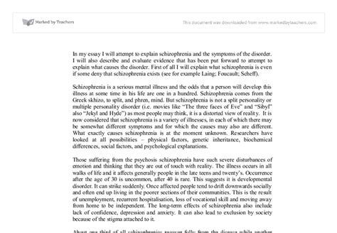 Psya3 Essay Plans by Biological Causes Of Schizophrenia Essay Ealcberkeley X Fc2