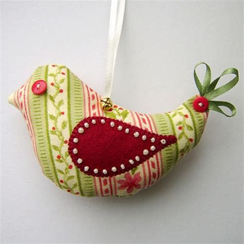 Handmade Decorations - handmade tree ornaments