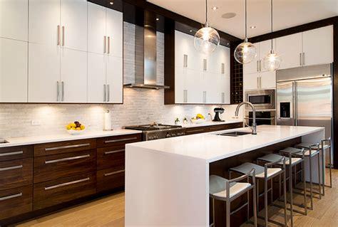 modern kitchen island houzz tastefully modern