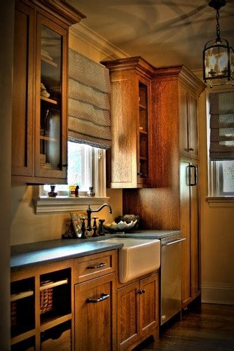 quarter sawn white oak kitchen cabinets warm quarter sawn oak kitchen cabinetry dark counter needs a little more natural light so it