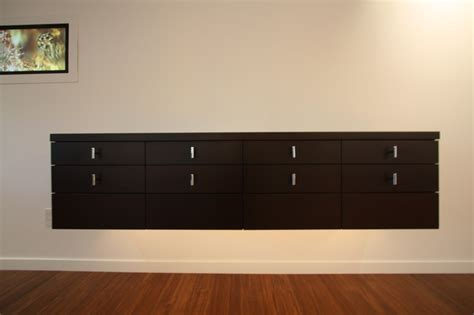 Floating Cabinets by Floating Cabinet Cleveland By Architectural Justice